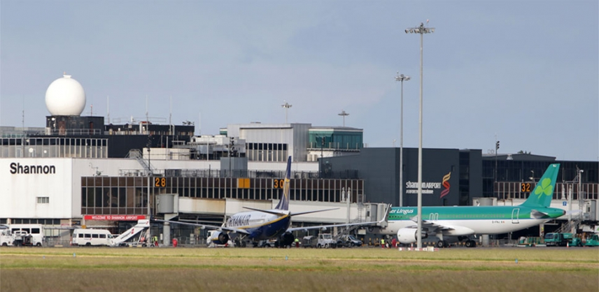 Shannon Airport (Image by Pat Flynn)|