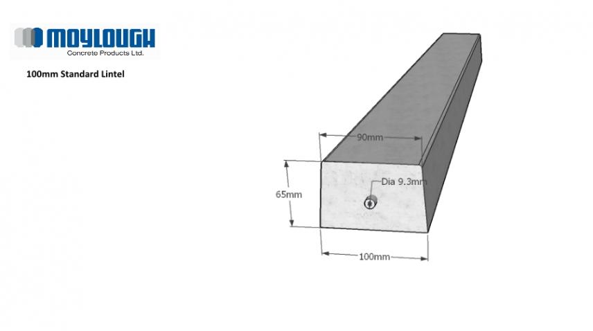 Moylough Concrete Lintels