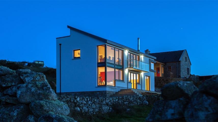 Greentec Eco Homes - Letterard
